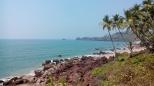 Cabo de Rama beach