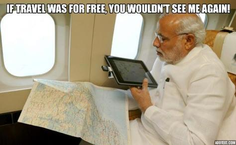 If travel was for free