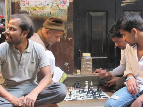 Join them in the game of chess, will you?